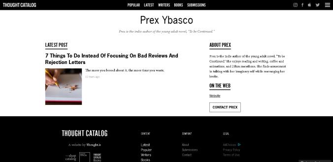 Prex J.D. V Ybasco Thought Catalog