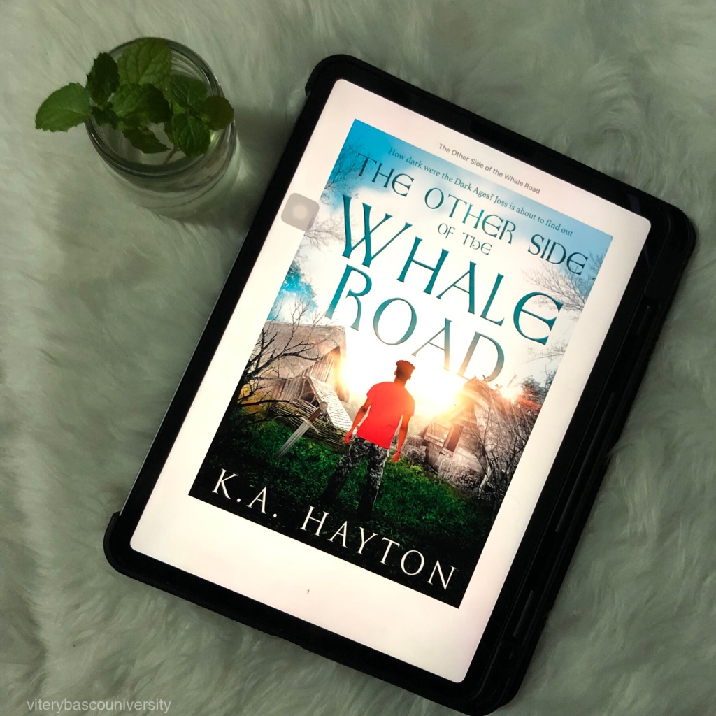 The Other Side of the Whale Road by K.A. Hayton